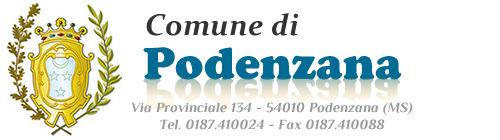 Comune di Podenzana Logo